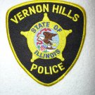 Vernon Hills Police Department patch