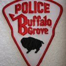 Buffalo Grove Police Department patch