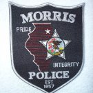 Morris Police Department patch