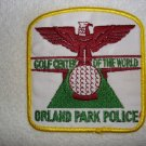 Orland Park Police Department patch