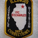 Illinois Department of Corrections - Juvenile Division patch
