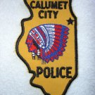 Calumet City Police Department patch