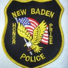 New Baden Police Department patch