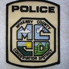McHenry County Conservation District Police Department patch
