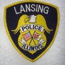 Lansing Police Department patch