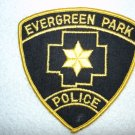 Evergreen Park Police Department patch