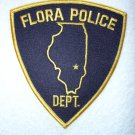 Flora Police Department patch