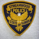 Streamwood Police Department patch