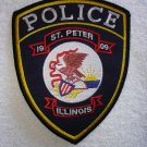 St. Peter Police Department patch