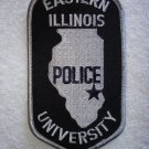 Eastern Illinois University Police Department patch