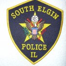 South Elgin Police Department patch