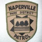 Naperville Park District Police Department patch