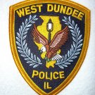 West Dundee Police Department patch