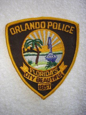 Orlando Police Department patch