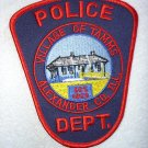Tamms Police Department patch