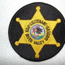 Fox River Valley Gardens Police Department patch