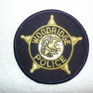 Woodridge Police Department patch