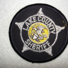Lake County Sheriff's Office patch