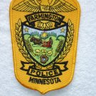 Farmington Police Department patch