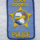 Cook County Hospital Police patch