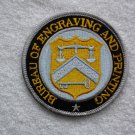 Bureau of Engraving and Printing patch