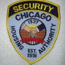 Chicago Housing Authority Police patch