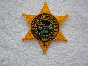Bureau County Sheriff's Office patch