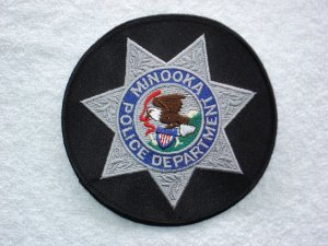 Minooka Police Department patch