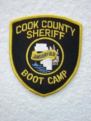 Cook County Sheriff's Office patch