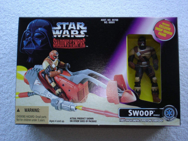 Star Wars SOTE Swoop Bike