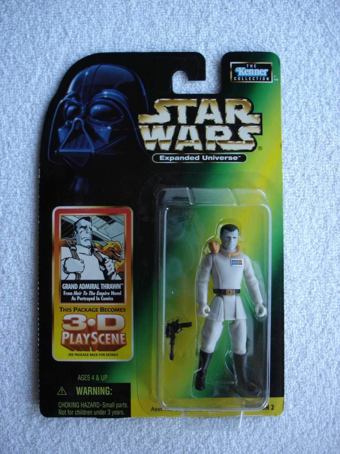 Star Wars Expanded Universe Grand Admiral Thrawn
