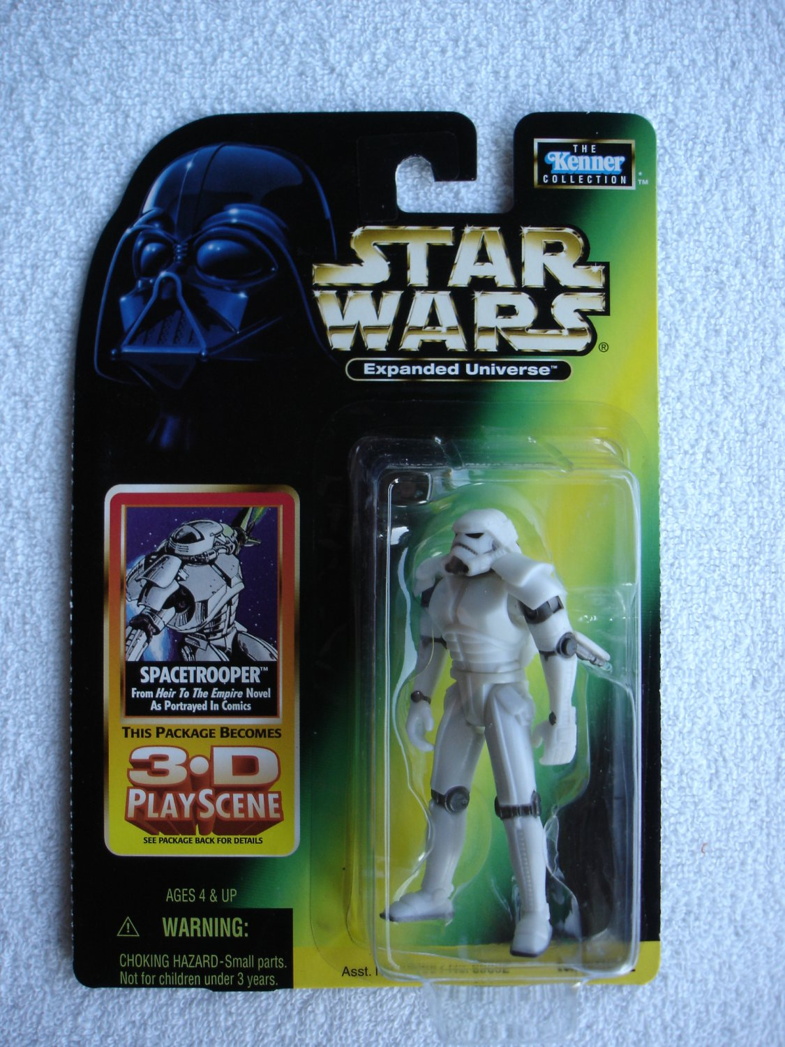 Star Wars Expanded Universe Spacetrooper