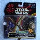 Star Wars TPM Electronic Gungan Catapult Accessory Set