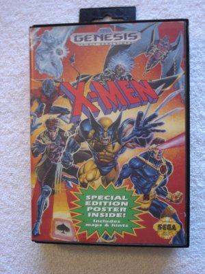 Sega Genesis X-Men