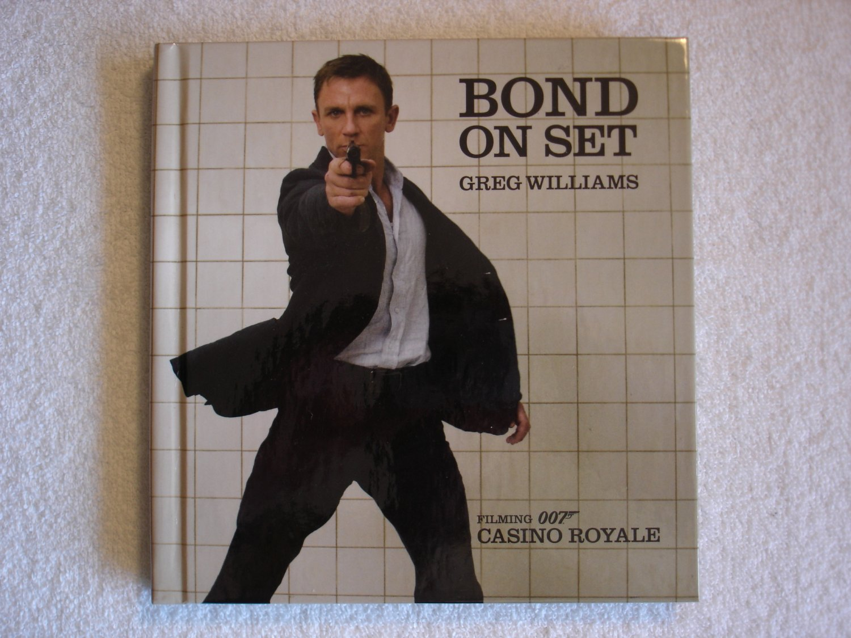 Bond on Set - Filming 007 Casino Royale