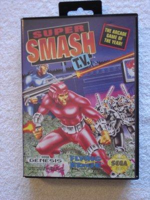 Sega Genesis Super Smash T.V.