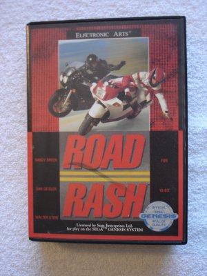 Sega Genesis Road Rash