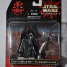Star Wars TPM Darth Maul with Sith Infiltrator