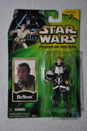 Star Wars POTJ BoShek