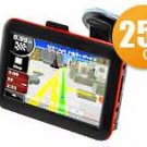 4.3 inch GPS Navigatition Car GPS Navigator 2GB Memory with