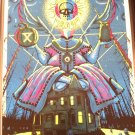 Circa Survive Tour Poster 2010 Mike Saputo Dallas TX