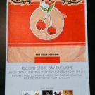 Kings of Leon Holy Roller Novocaine RSD Promo Poster