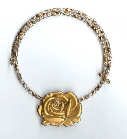 Rose chocker - by Lucine - FREE sh/h