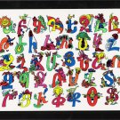 Armenian Alphabet plaque - great childrens gift - free sh/h