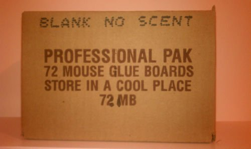 Glue Boards Glue Traps Mouse Traps Insect Traps 72 Pack