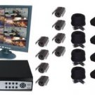 8 Channel Wireless DVR Surveillance System