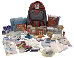 2 Person Deluxe Survival Kit