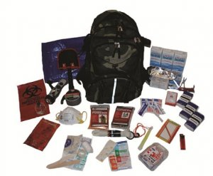 1 Person Deluxe Hunters Survival Kit