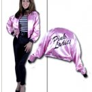 Pink Ladies 50's Jacket Grease Costume Satin Small
