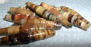"""Serendipity Paper Beads """"Pueblo"""""""
